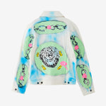 Load image into Gallery viewer, LIAM HODGES ALFIE HAND PAINTED JACKET - Trendy Maker