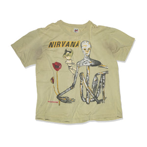 【VINTAGE】NIRVANA INCESTICIDE 1994 TEE SHIRT - Trendy Maker