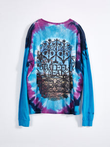 【VINTAGE】 GRATEFUL DEAD DYE LONG SLEEVES TEE SHIRT - Trendy Maker
