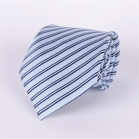 Fashion Business Professional Men's Solid Ties