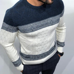 Men's Classic Warm Wild Sweater lc012