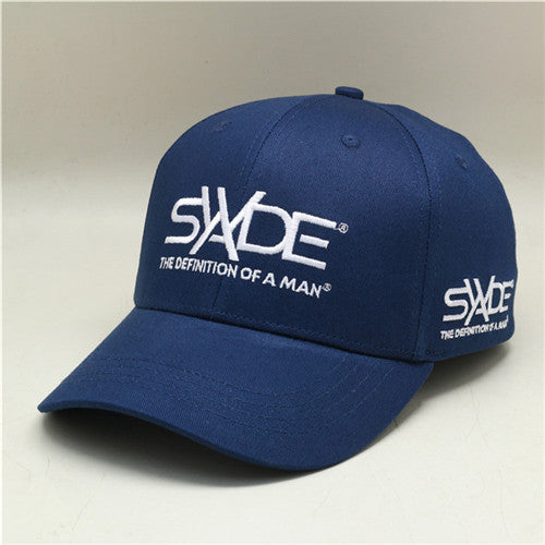 SWADE THE DEFINITION OF A MAN Trademark Baseball Cap