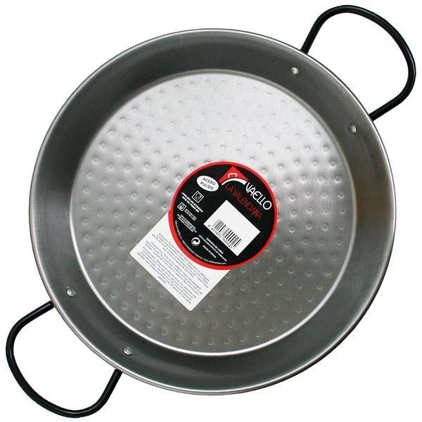 Paella Pan - 1.8mm Body Gauge - Muskoka Fire Pits