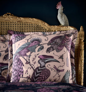 Emma Shipley Audubon Square Pillowcase Single