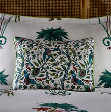 Load image into Gallery viewer, Emma Shipley Jungle Palms Boudoir Pillowcase Jungle