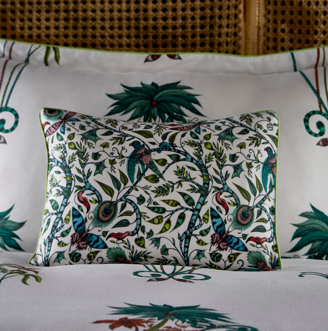 Emma Shipley Jungle Palms Boudoir Pillowcase Jungle
