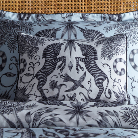 Emma Shipley Kruger Boudoir Pillowcase White