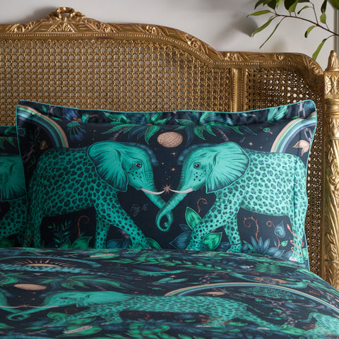 Emma Shipley Zambezi Oxford Pillowcase Single