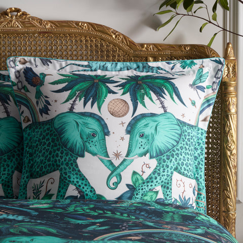Emma Shipley Zambezi Square Pillowcase Single