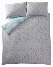 Load image into Gallery viewer, Oasis Hummingbird Duvet Set