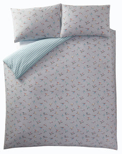 Oasis Hummingbird Duvet Set