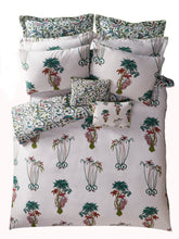 Load image into Gallery viewer, Emma Shipley Jungle Palms Standard Pillowcase Pair