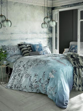 Load image into Gallery viewer, Azur Teal Feather Filled Cushion 48x48cm PRE ORDER
