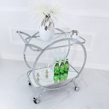 Load image into Gallery viewer, Harry Mirror Drinks Trolley