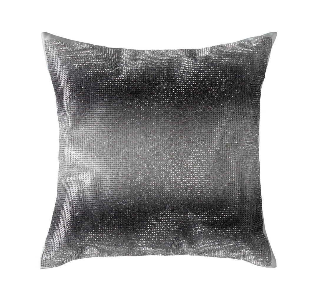 Neo Pewter Filled Cushion 30 x 30cm