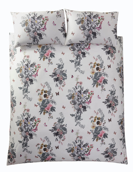 Oasis Botanical Bouquet Duvet Set