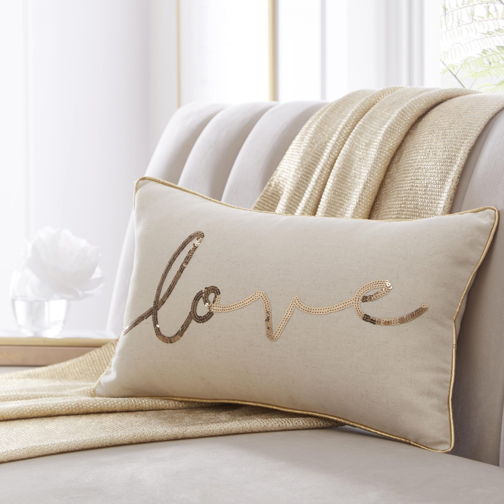 Love Boudoir Cushion 30x50cm