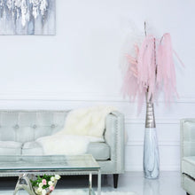 Load image into Gallery viewer, Pink Pampas Grass Spray Stem 127cm