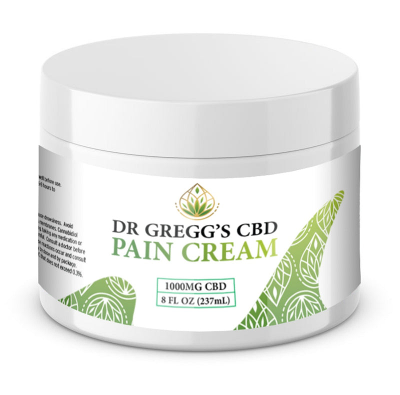 Dr Gregg's CBD Pain Cream