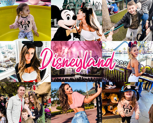 20 Disneyland Mobile Presets - Magic Preset Filters