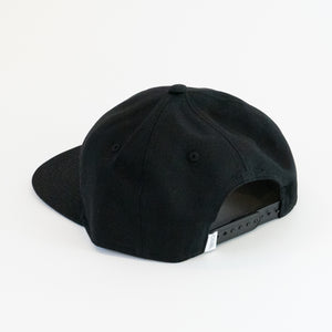 FPS Hat | Black + White