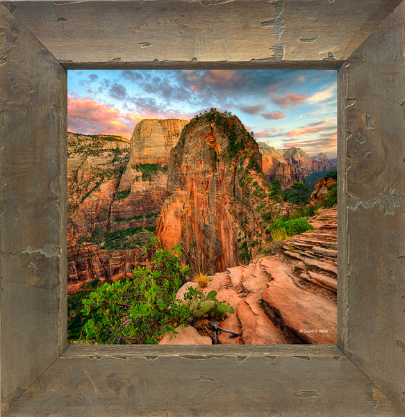 Imagine Angels Landing Square
