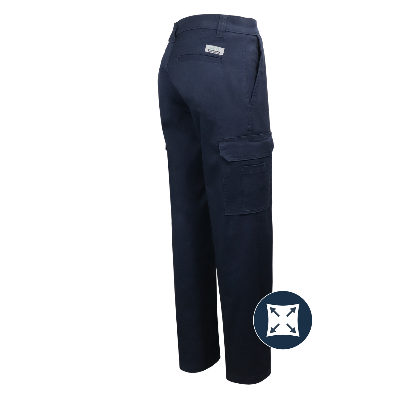 011EX - Pantalon travail cargo extensible||011EX - Workwear Stretch cargo pant
