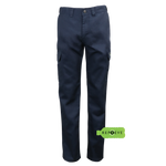 MRB-011ECO Pantalon cargo (taille flexible)||MRB-011ECO Cargo pant (flexible waist)