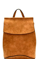 Stevie Back Pack (Cognac)