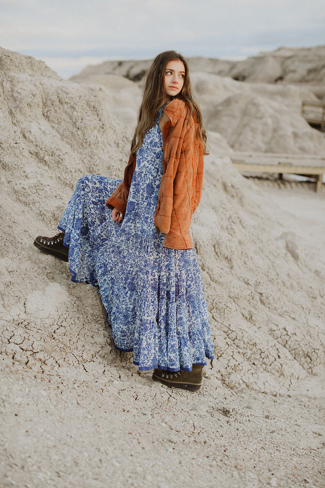 Free People: Kika's Maxi Dress