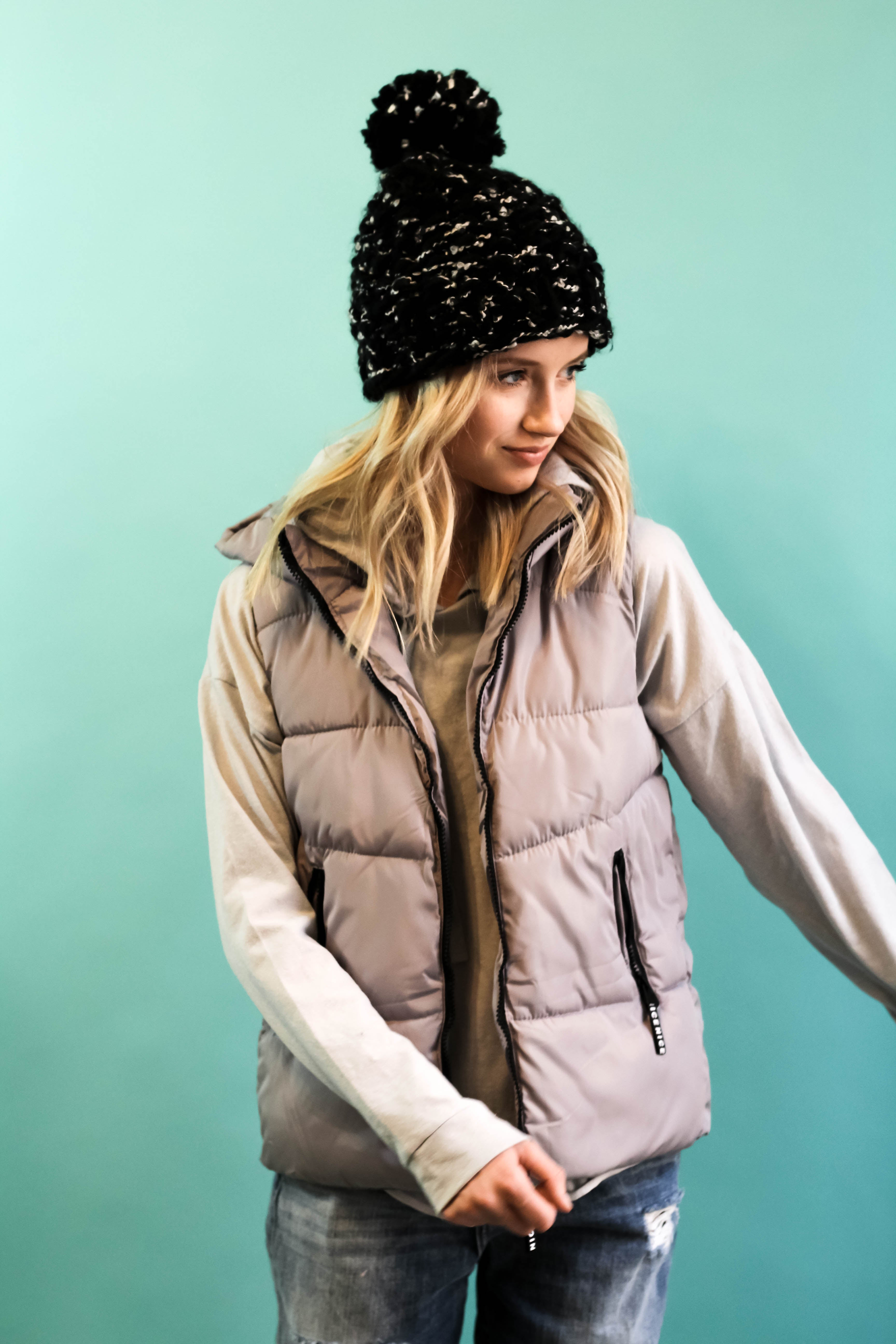 Cold Rush Puffer Vest