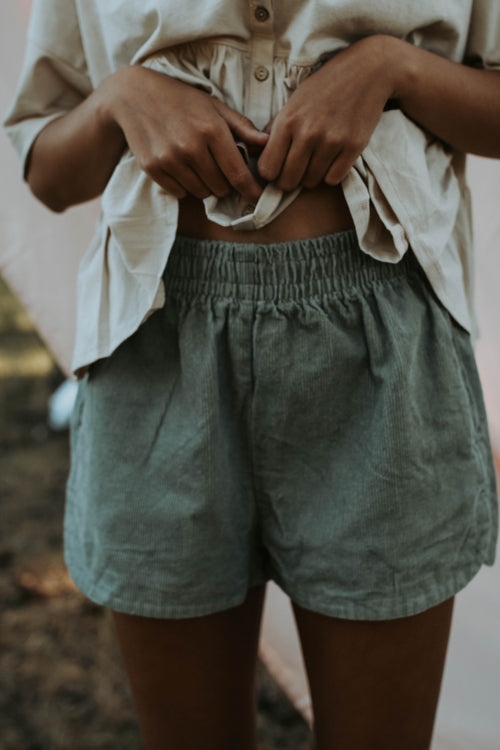 Colby Cord Shorts