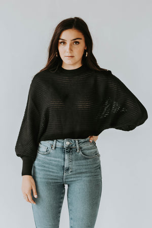 Samson Sweater (Black)