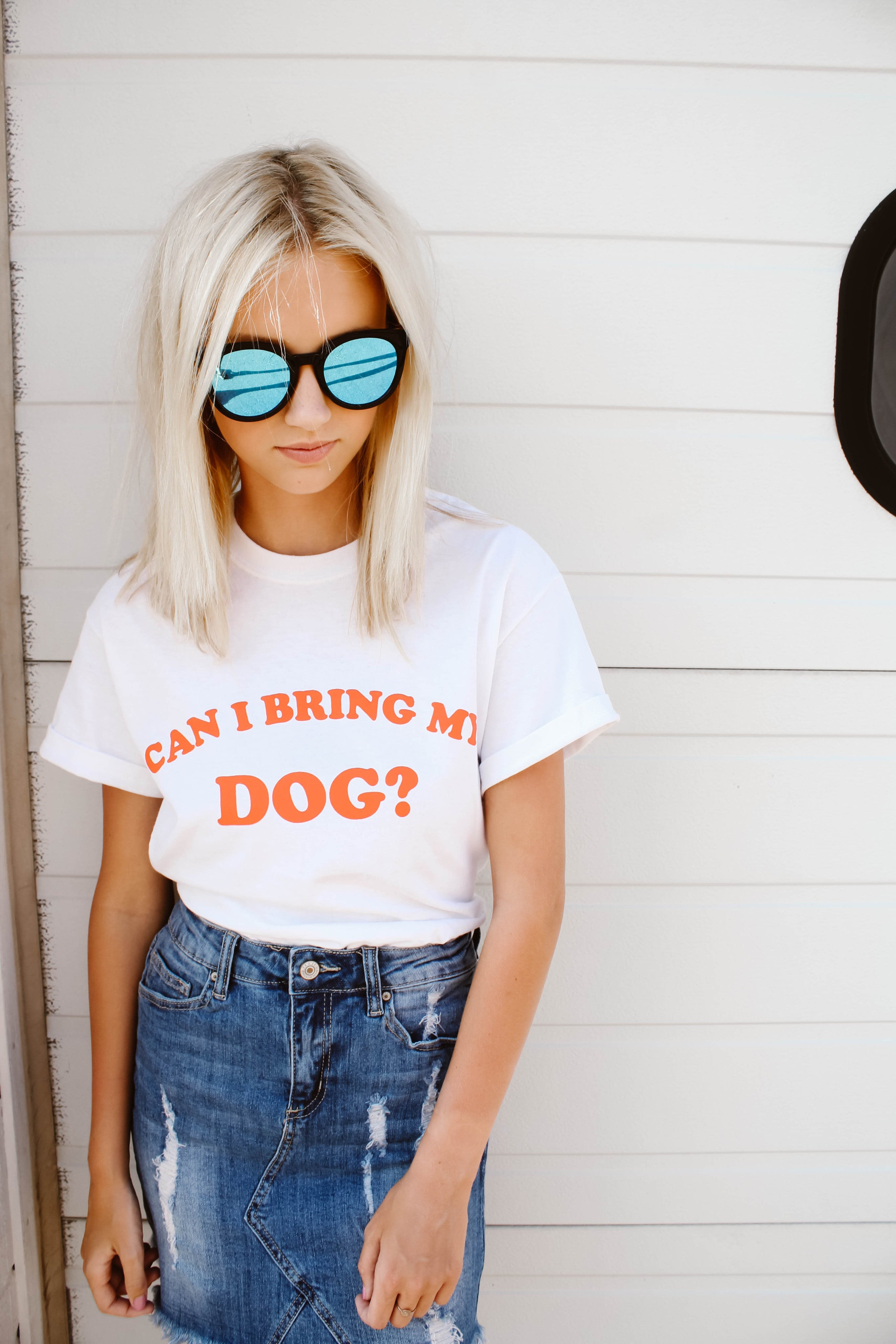 Can I Bring My Dog T-Shirt