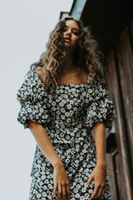 Floral Daze Mini Dress