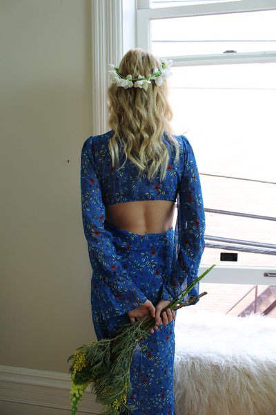 The Boho Wedding Dress