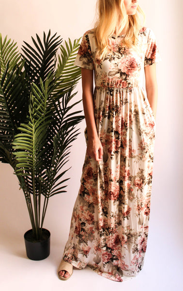 Garden Party Maxi Part Two