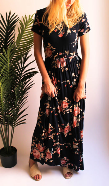 Sunday Stroll Maxi Dress
