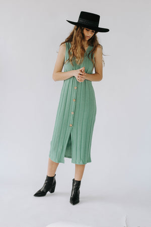 Pippa Button Down Dress