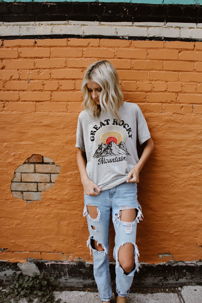 Rocky Mountains Graphic Tee