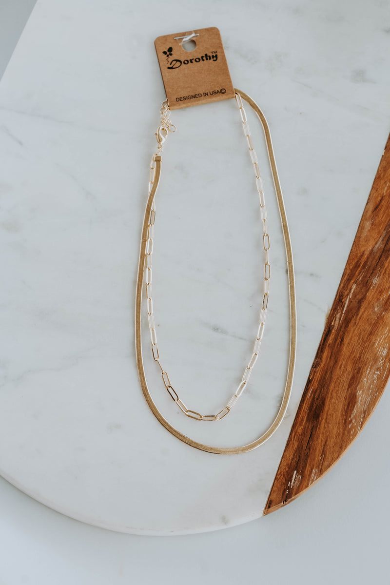 Layer Up Chain Necklace