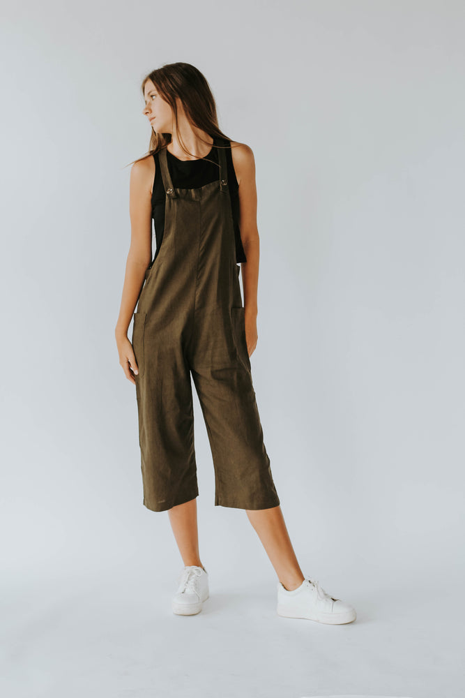 Sully Linen Overall