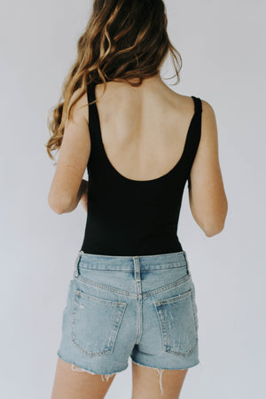 Free People: B Side Bodysuit