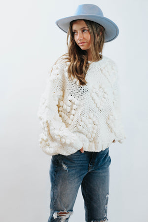 Lou Lou Sweater (Cream)