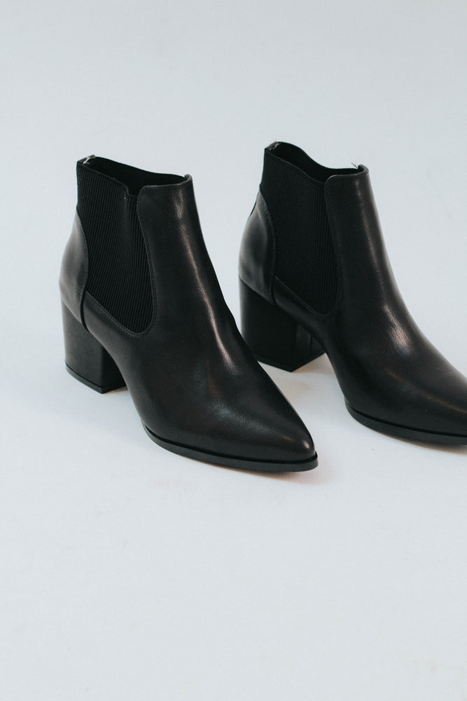Midtown Bootie (Black)
