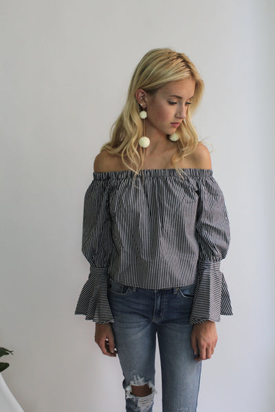 Louise Flutter Sleeve