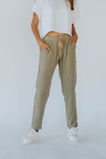 Boardwalk Pants (Olive)