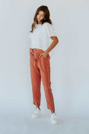 Boardwalk Pants (Coral)