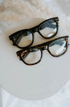 Square Thick Blue Light Glasses
