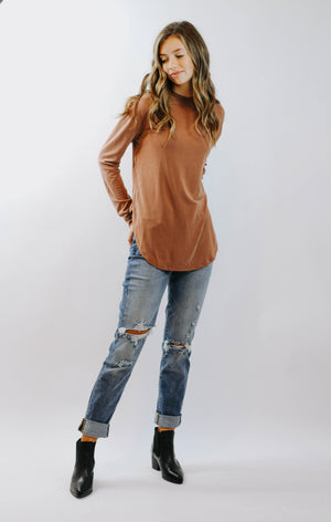 Romee Top (Rust)